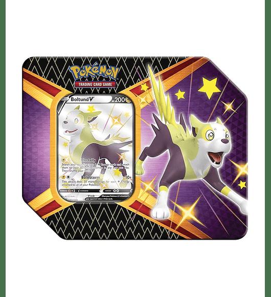 Pokémon - Lata Boltund V Destinos Brilhantes