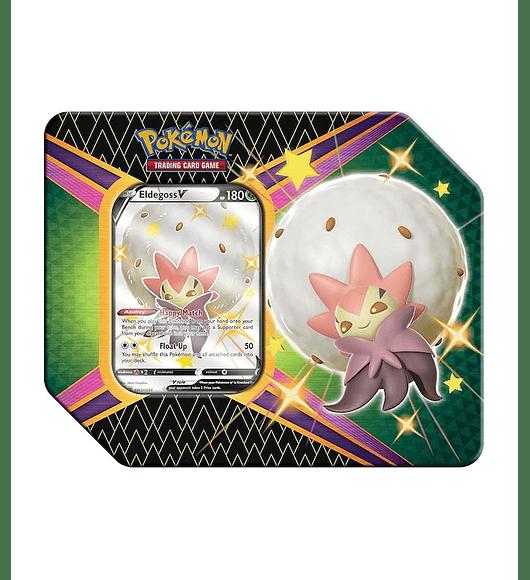 Pokémon - Lata Eldegoss V Destinos Brilhantes