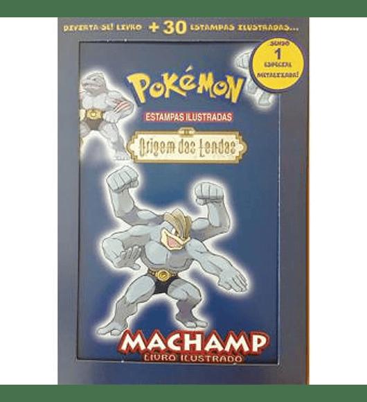 Pokémon - Baralho 11 Origem das Lendas Machamp