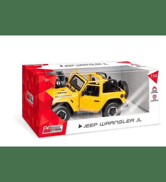 Mondo Motors - Jeep Wrangler JL