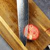 Kiritsuke damasco 67 capas /bone wood