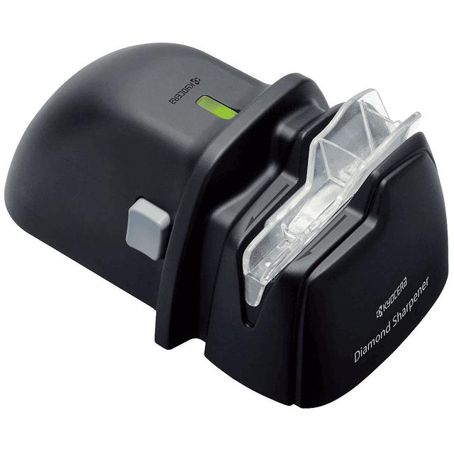 Kyocera afilador eléctrico para cuchillos cerámicos y de acero
