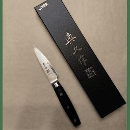 MAC DA PK-90 - DAMASCUS SERIES 64 capas Paring knife 9 cms