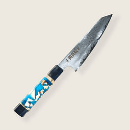 Kiritsuke petty damasco VG10 67 layers / mosaico