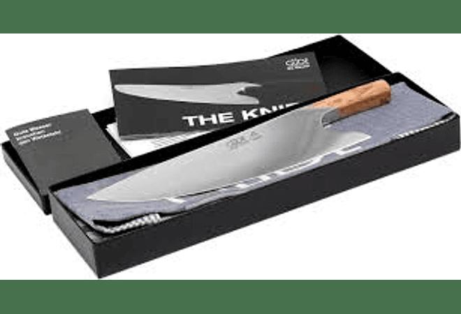 Güde, The Knife, CHEF, hoja 26 cm OLIVE