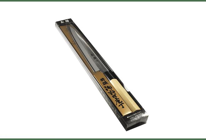 NARIHIRA #9000 Stainless Steel Traditional,  YANAGI-SASHIMI para zurdos,  210mm