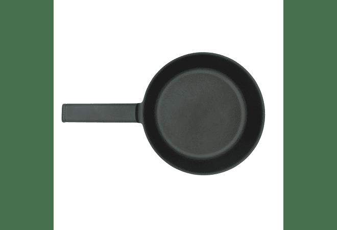 SARTEN SSC – Cast Iron Frypan, 24 CM - SARTEN FIERRO FUNDIDO