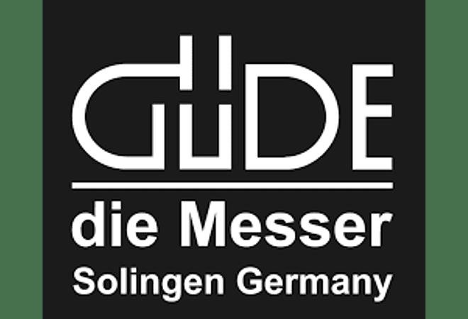 GÜDE, Alpha series, Chef, cuchillo cocinero, 260 mm, 1805/26