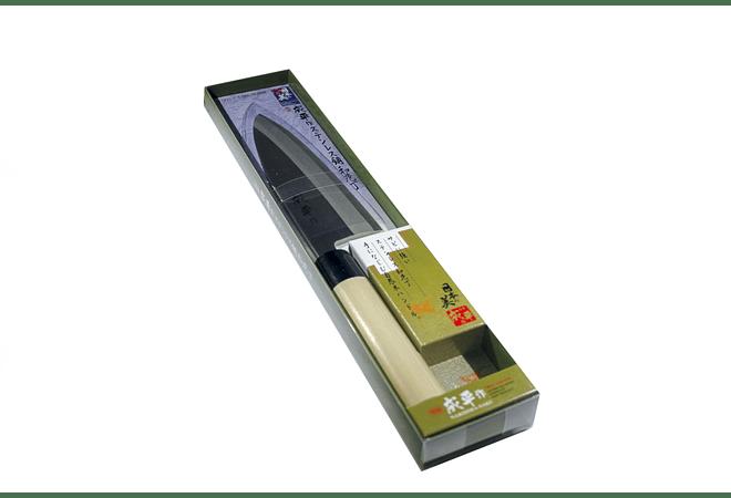 NARIHIRA #9000, Stainless Steel, DEBA traditional style,  165mm (FC-81)