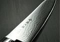 TOJIRO, DP series, Acero Damascus 37 capas, CHEF, 180mm (F-654)