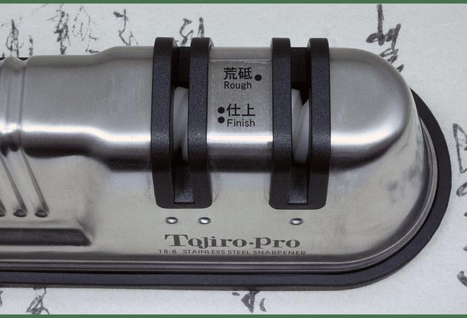 TOJIRO PRO, AFILADOR manual Double Rolling Sharpener F-641