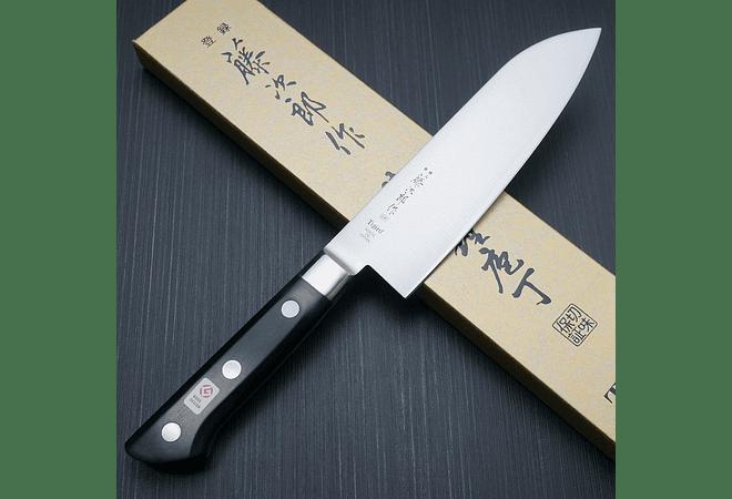 TOJIRO DP series by VG10, SANTOKU, 170 mm (F-503)