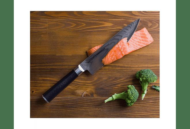 SAMURA DAMASCUS  CHEF'S KNIFE 200MM