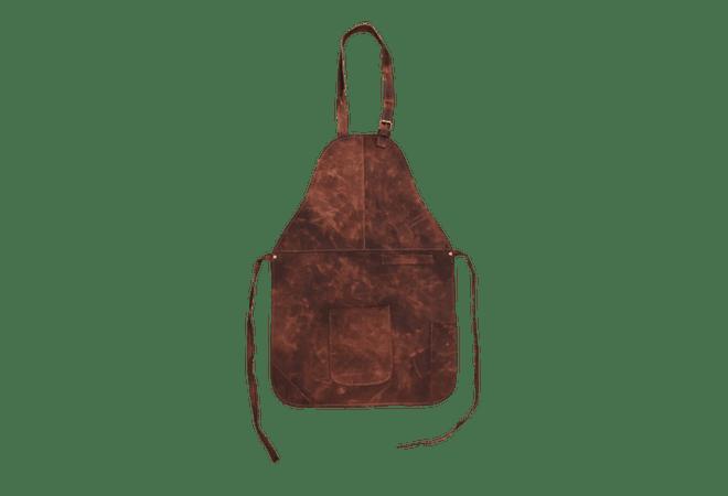 Trauko, Pechera de cuero 100% natural