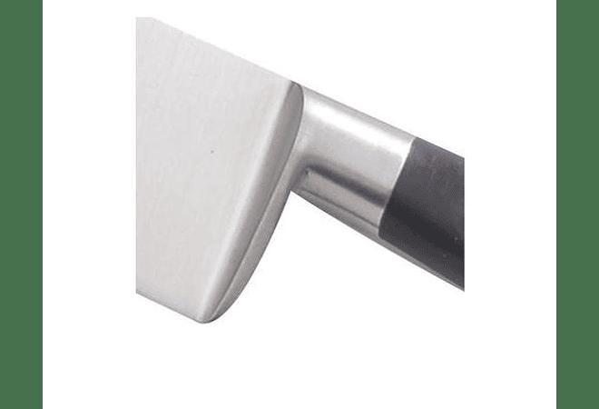 Sabatier cuchillo cocina 23cm de hoja/ acero inoxidable