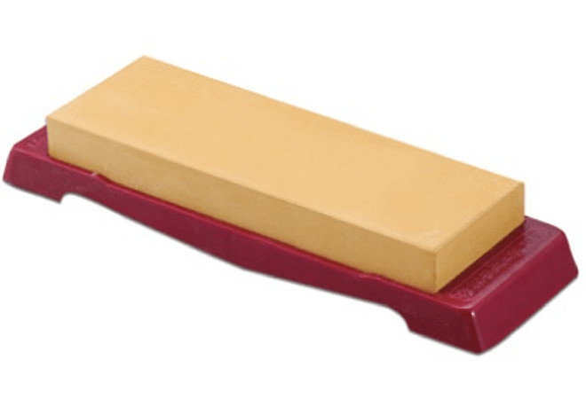 TOJIRO, Whetstone for PROFESSIONAL w/platform, CERAMIC #4000, FINISHING F-454