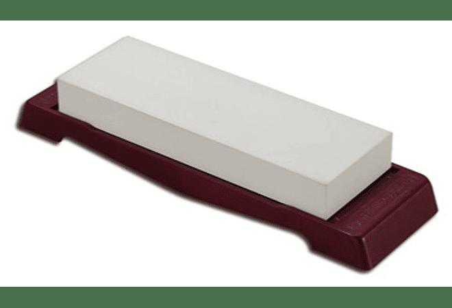 TOJIRO, PROFESSIONAL Ceramic whetstone w/platform, #8000, EXTRA FINISHING (F-455)