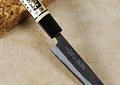 TOJIRO,  Black Finished, Petty Knife 120 mm (F-691)