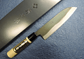 TOJIRO,  Black Finished, Santoku, 165 mm (F-698)