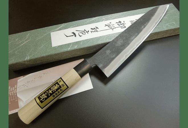 TOJIRO, Black finished, CHEF knife, 240mm, F-695