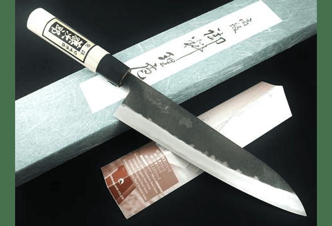 TOJIRO, black finished, CHEF knife, 210mm