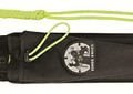 KA-BAR, 5706 ZK (Zombie Killer) Swabbie Scimitar Machete Black Filo Liso, hoja 31.8 cms.