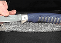 Buck 220 Silver Creek, Plegable, Fillet Knife Flexible , hoja 16.5 cms.