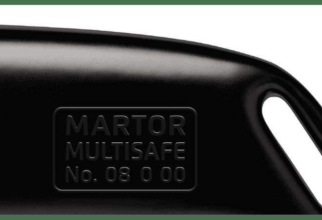 Martor - Multisafe Cuchillo Con Retroceso Automatico  - Nº08152