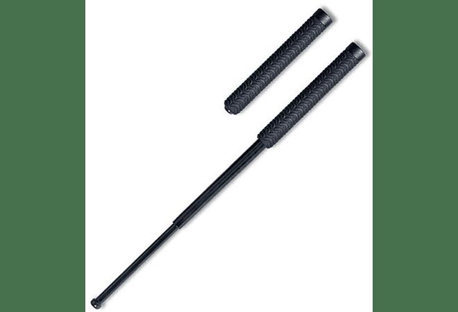 ASP   Baston Retractil Cromo Negro 53 cm - F21WB
