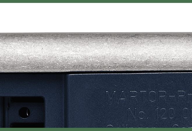 Martor - Profi25 Detectable Hoja Nº199 Inox. - Nº120700
