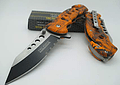TAC-FORCE TF-498 ASSISTED OPENING SURVIVAL CAMPING HUNTING NEW
