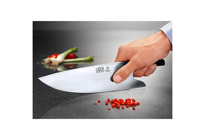 Güde, The Knife, cuchillo CHEF, hoja 26 cm