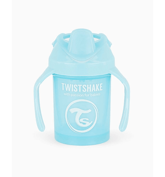 Vaso Twistshake 230 ml azul