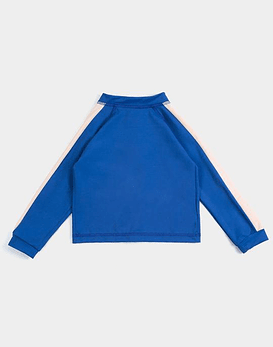 Retro Blue Rashguard