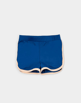 Retro Blue Short