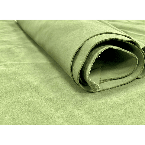 Gamuzón Verde Pistacho