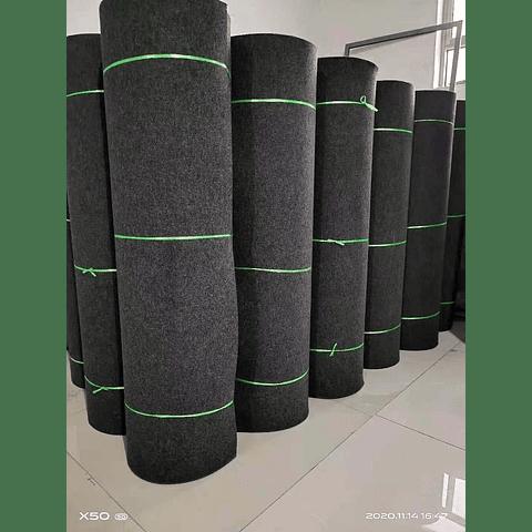 Fieltro Polyester Gris