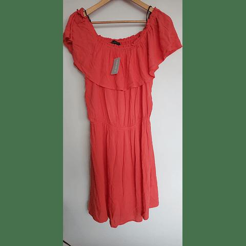 Vestido Strapless PV119 - Forever 21