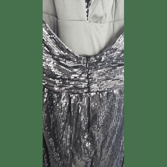 Vestido lentejuelas PV120
