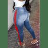 Fashion Tassel Jeans
