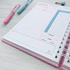Study Planner Diario (200 días)