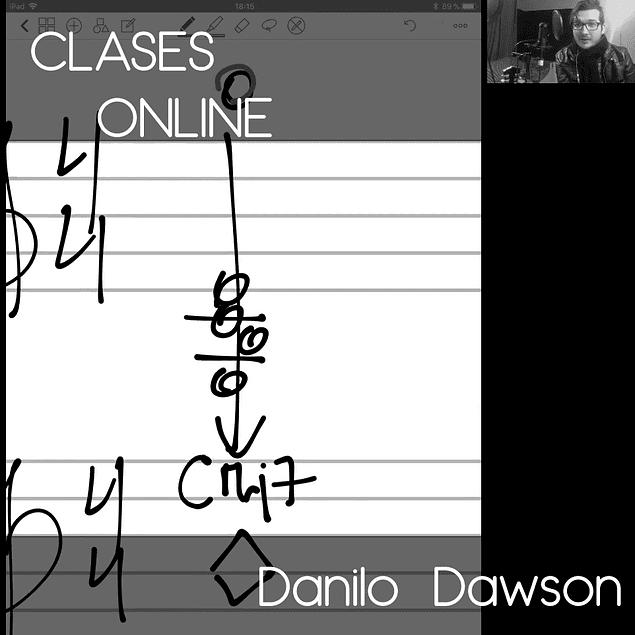 Clases 1:1 Online de Teoría, Armonía y/o Composición