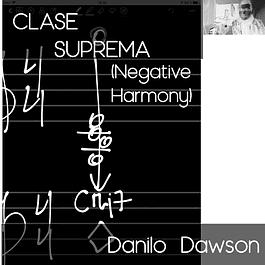 Clase Online: Armonía Negativa Duración 2Horas; 28/09/2019 19:00