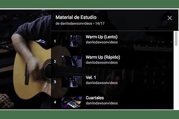 Material de Estudio (Videos)