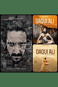 A Bibliografia | com livros digitais | Audiolivro Vago | Envio