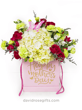 Mother's Day Floral Box