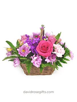 Spring Basket 2