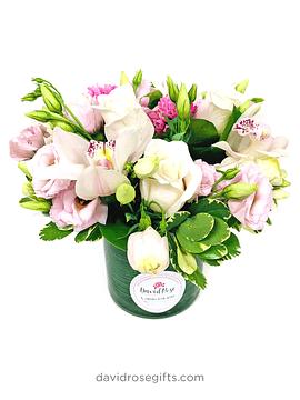 Luxury and Elegant Pink Bouquet