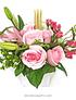 Dedicated Pink Bouquet