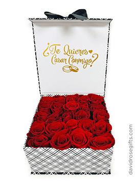 Small Engagement Box